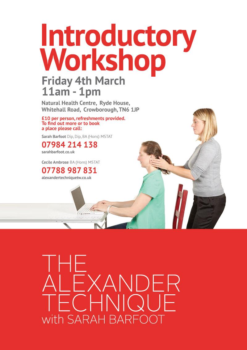 Alexander Technique Workshop in Crowborough